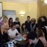 Мастер класс доктора Болячина для врачей-стоматологов в Волгограде 2016г