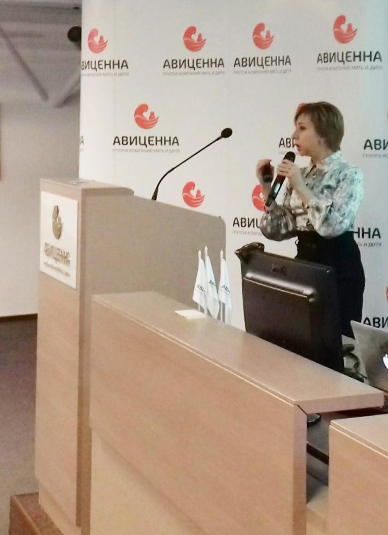 Семинар Антонины Гецман в Новосибирске «Лечение пульпитов и периодонтитов в детской стоматологии»