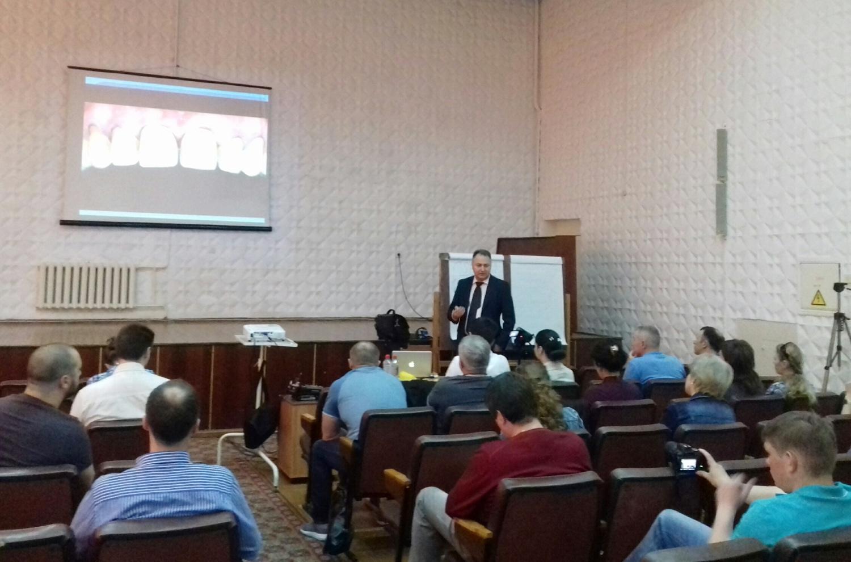 Семинар Рыбалка «Проблемы цельнокерамических реставраций и пути их клинического решения»