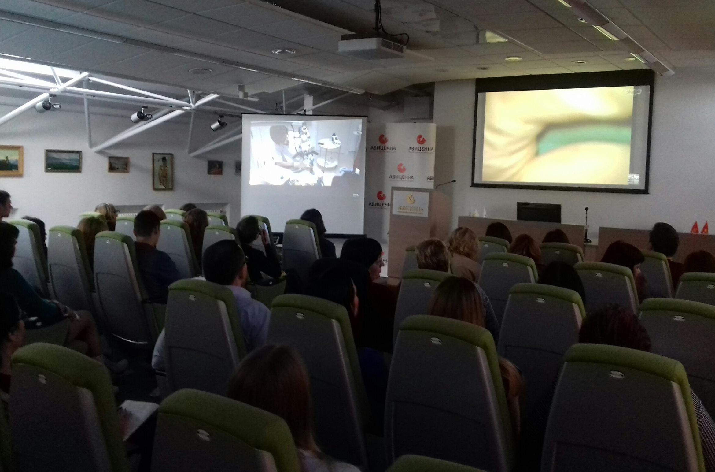 Мастер-класс Соломонова в Новосибирске «Первичная эндодонтия»