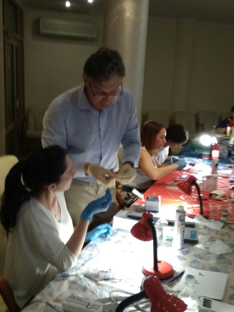 Семинар и мастер-класс Алексея Болячина «Современный подход к лечению апикального периодонтита. Закрытие широких апикальных отверстий»