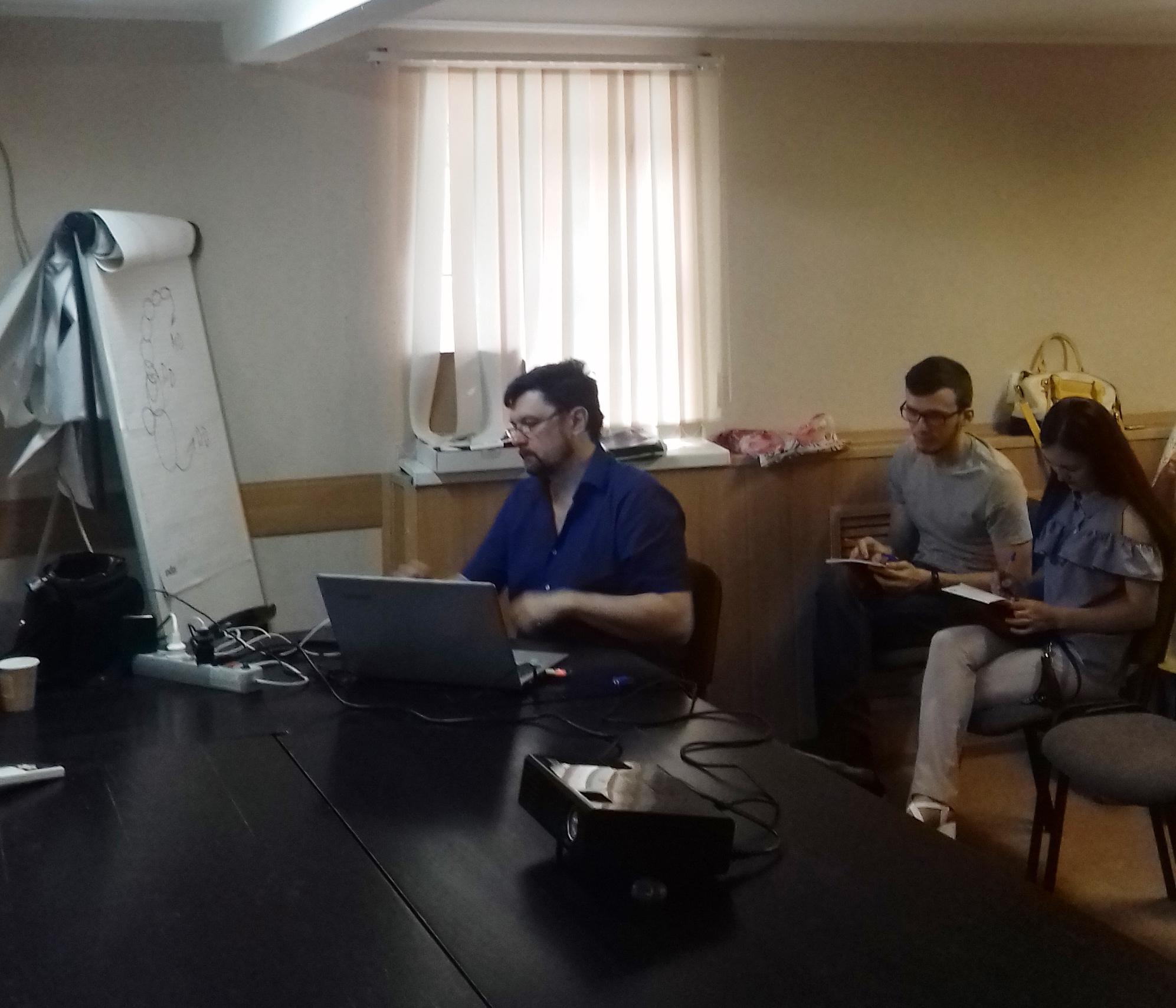 Семинар Дмитрия Рогацкина «Трёхмерная радиодиагностика челюстно-лицевой области»
