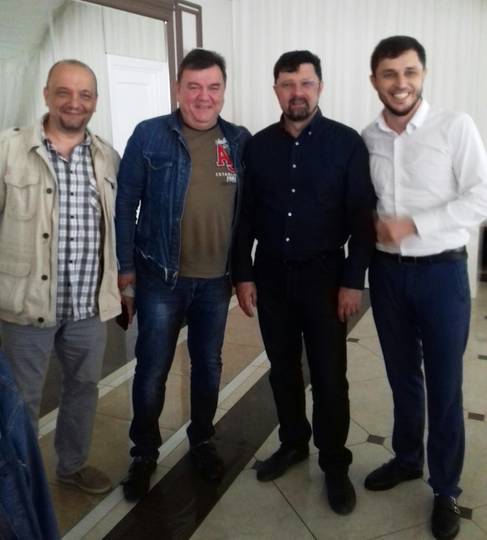 Дмитрий Рогацкин в Пензе